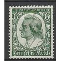 Deutsches Reich / III Rzesza 1934 Mi 554 Czyste **