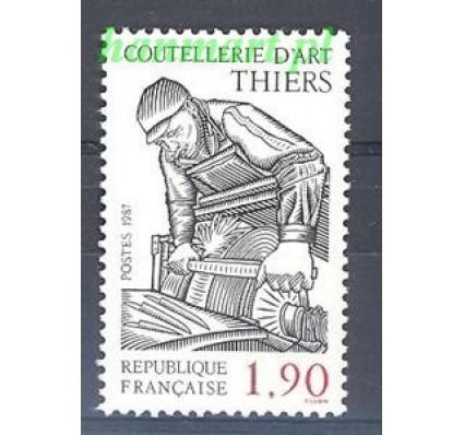 Francja 1987 Mi 2599 Czyste **