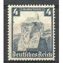 Deutsches Reich / III Rzesza 1935 Mi 589 Czyste **