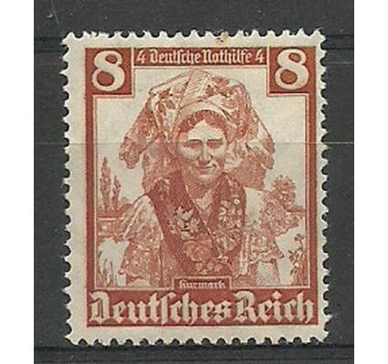 Znaczek Deutsches Reich / III Rzesza 1935 Mi 592 Czyste **