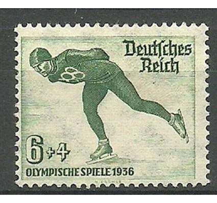 Znaczek Deutsches Reich / III Rzesza 1935 Mi 600x Czyste **