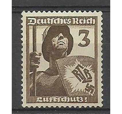 Znaczek Deutsches Reich / III Rzesza 1937 Mi 643 Czyste **