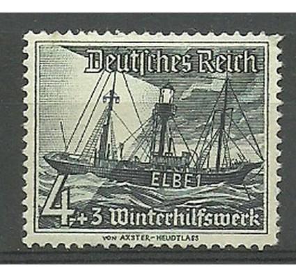 Znaczek Deutsches Reich / III Rzesza 1937 Mi 652 Czyste **