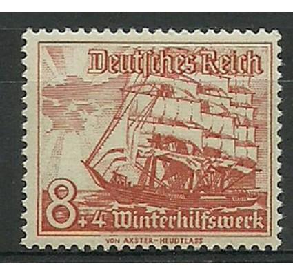 Znaczek Deutsches Reich / III Rzesza 1937 Mi 655 Czyste **