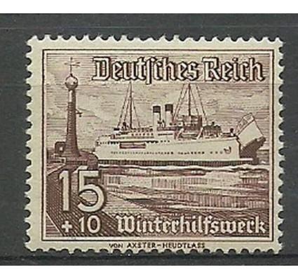 Znaczek Deutsches Reich / III Rzesza 1937 Mi 657 Czyste **