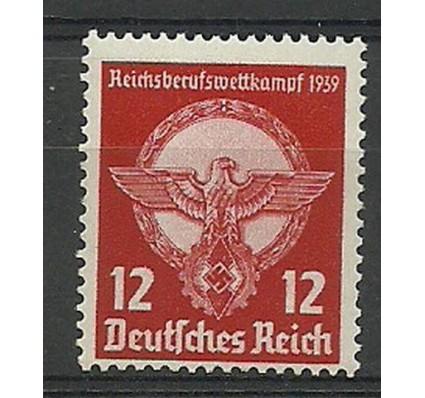 Znaczek Deutsches Reich / III Rzesza 1939 Mi 690 Czyste **