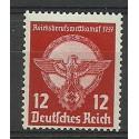 Deutsches Reich / III Rzesza 1939 Mi 690 Czyste **