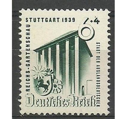 Znaczek Deutsches Reich / III Rzesza 1939 Mi 692 Czyste **