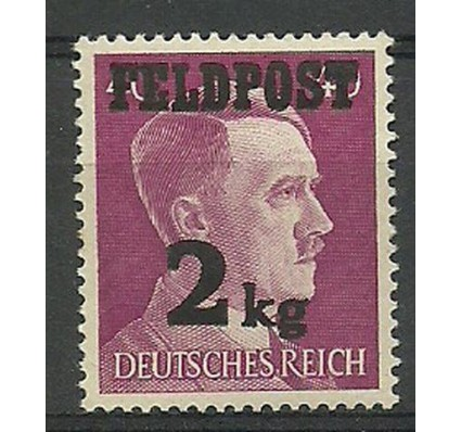 Znaczek Deutsches Reich / III Rzesza 1944 Mi 3-Feld Czyste **