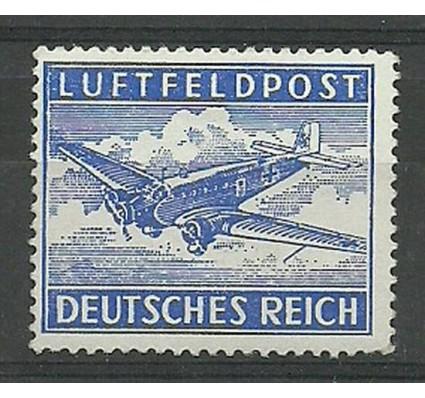 Znaczek Deutsches Reich / III Rzesza 1942 Mi 1B-Feld Czyste **