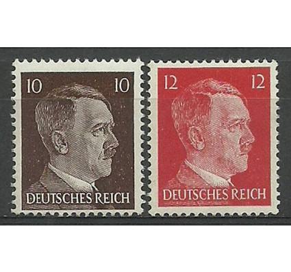 Znaczek Deutsches Reich / III Rzesza 1942 Mi 826-827 Czyste **