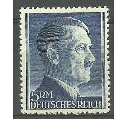 Znaczek Deutsches Reich / III Rzesza 1942 Mi 802A Czyste **