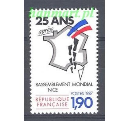Francja 1987 Mi 2617 Czyste **