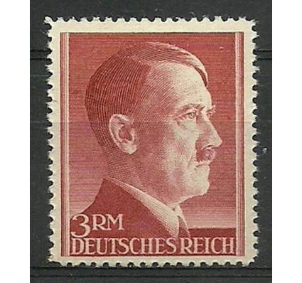 Znaczek Deutsches Reich / III Rzesza 1942 Mi 801A Czyste **