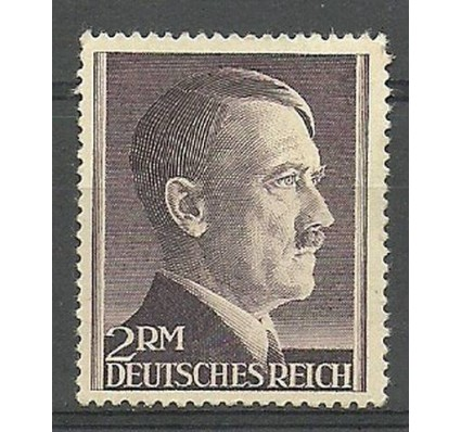 Znaczek Deutsches Reich / III Rzesza 1944 Mi 800B Czyste **