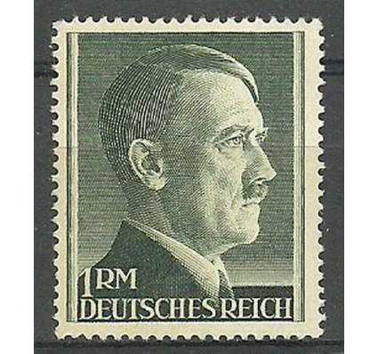 Znaczek Deutsches Reich / III Rzesza 1944 Mi 799B Czyste **
