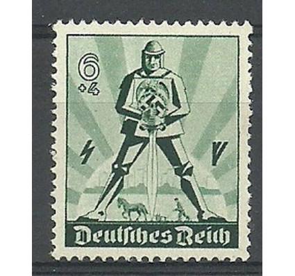 Znaczek Deutsches Reich / III Rzesza 1940 Mi 745 Czyste **