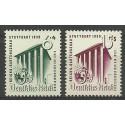 Deutsches Reich / III Rzesza 1939 Mi 692-693 Czyste **