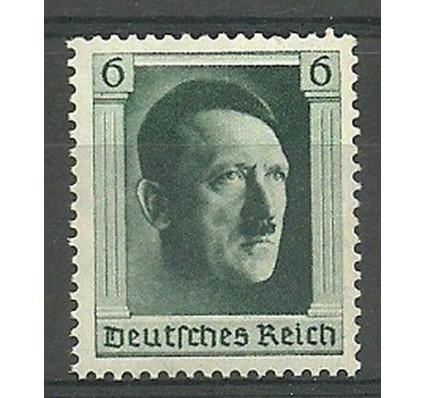 Znaczek Deutsches Reich / III Rzesza 1937 Mi 646 Czyste **