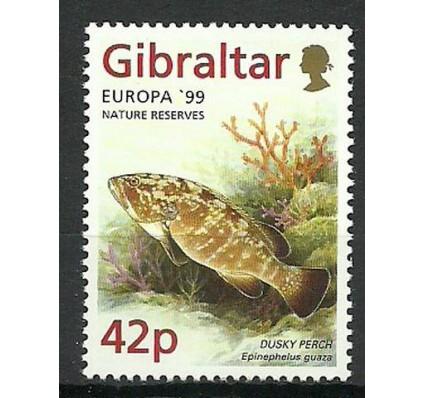 Znaczek Gibraltar 1999 Mi 854 Czyste **
