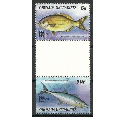 Znaczek Grenada i Grenadyny 1987 Mi 892-893 Czyste **