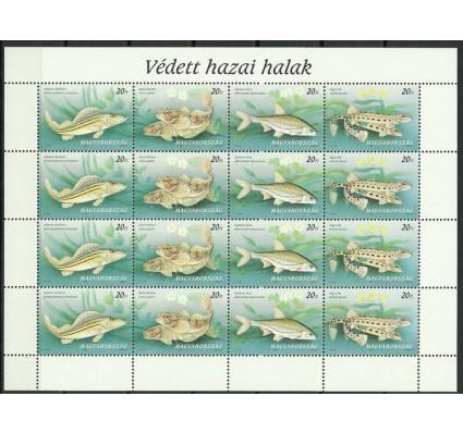 Znaczek Węgry 1997 Mi ark 4457-4460 Czyste **