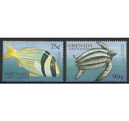 Znaczek Grenada i Grenadyny 1999 Mi 2878-2879 Czyste **