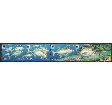 Znaczek Kiribati 2012 Mi 1116-1119 Czyste **