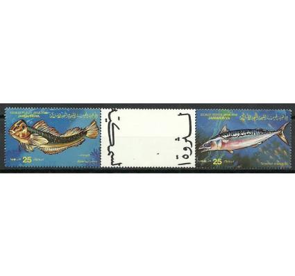 Znaczek Libia 1983 Mi 1145+1142 Czyste **