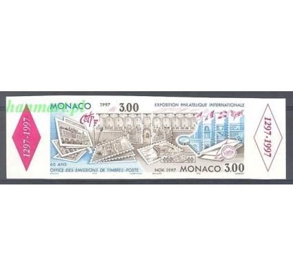 Znaczek Monako 1996 Mi 2333-2334B Czyste **