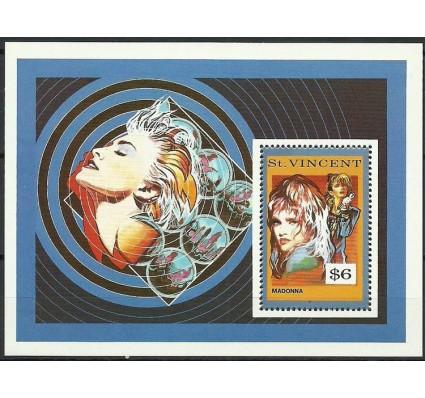 Znaczek St. Vincent 1991 Mi bl 195 Czyste **