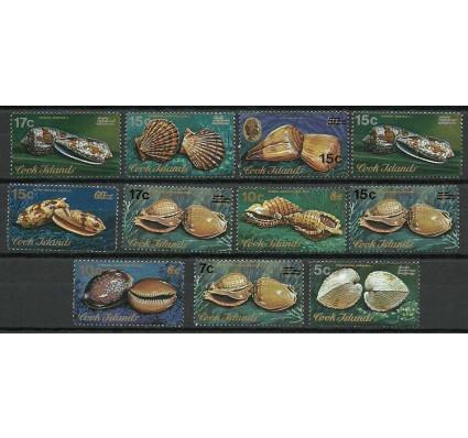 Znaczek Wyspy Cooka 1978 Mi 566-576 Czyste **