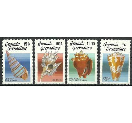 Znaczek Grenada i Grenadyny 1986 Mi 777-780 Czyste **