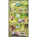 Gwinea 2007 Mi bl 4731-4733 Czyste **
