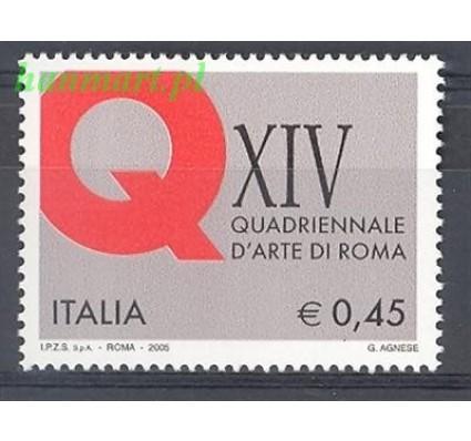 Znaczek Włochy 2005 Mi 3018 Czyste **