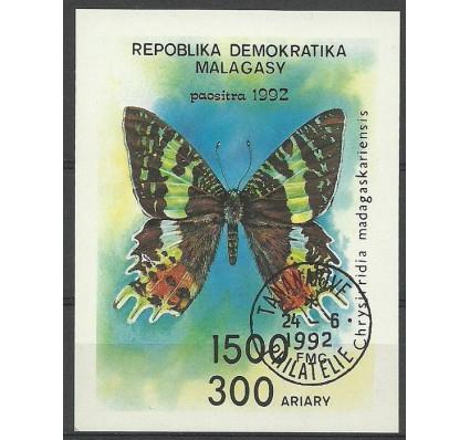 Znaczek Madagaskar 1992 Mi bl 190 Stemplowane