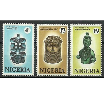 Znaczek Nigeria 1971 Mi 249-251 Czyste **