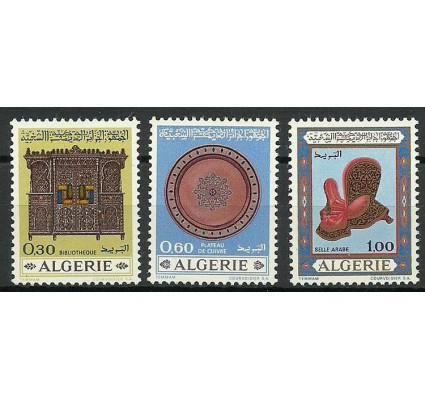Znaczek Algieria 1969 Mi 528-530 Czyste **