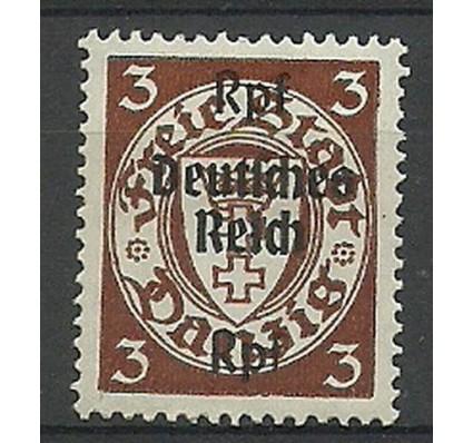 Znaczek Deutsches Reich / III Rzesza 1939 Mi 716 Czyste **