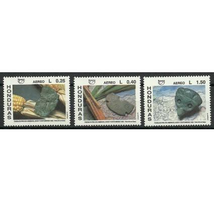 Znaczek Honduras 1991 Mi 1119-1121 Czyste **