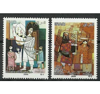 Znaczek Irak 2007 Mi 1755-1756 Czyste **