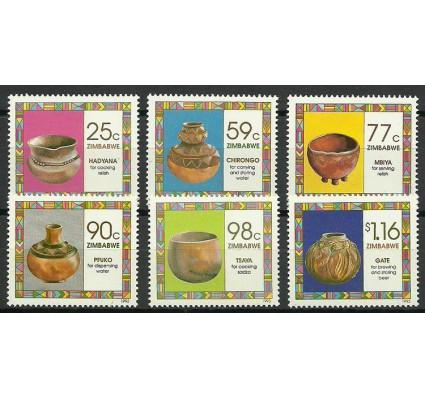 Znaczek Zimbabwe 1993 Mi 504-509 Czyste **
