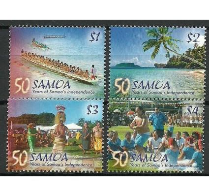 Znaczek Samoa 2012 Mi 1095-1098 Czyste **