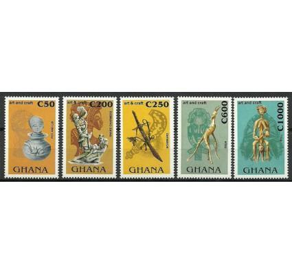 Znaczek Ghana 1994 Mi 1923+25+27+29+31 Czyste **