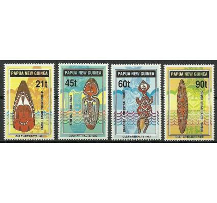 Znaczek Papua Nowa Gwinea 1992 Mi 655-658 Czyste **