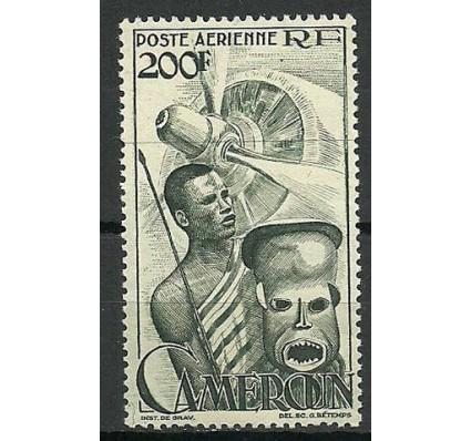 Znaczek Kamerun 1947 Mi 298 Czyste **