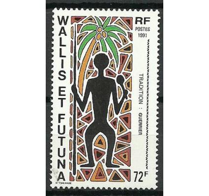 Znaczek Wallis et Futuna 1991 Mi 590 Czyste **