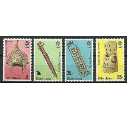 Znaczek Gilbert Islands 1976 Mi 284-287 Czyste **