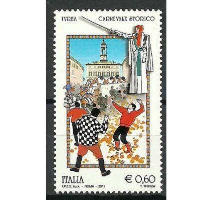Znaczek Włochy 2011 Mi 3424 Czyste **
