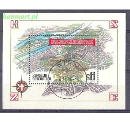 Austria 1986 Mi bl 8 Stemplowane